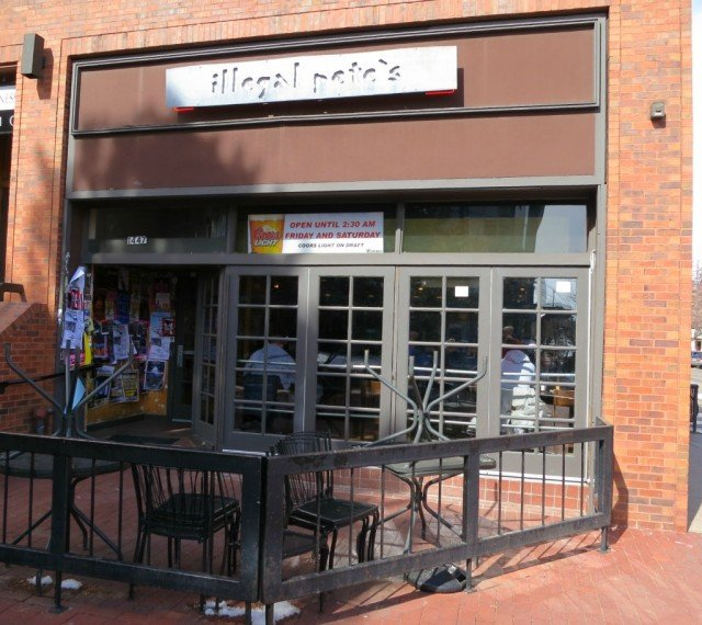 Illegal Pete's on Pearl Street Mall by Boulder Real Estate News