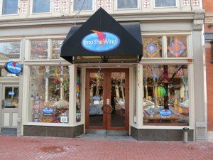 Into the Wind, Boulder Pearl Street Mall, by Boulder Real Estate News