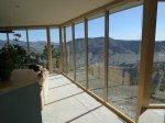 Boulder Colorado Mountain Real Estate wall of glass