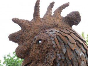 Alfalfas mascot