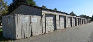 Garages at village ii