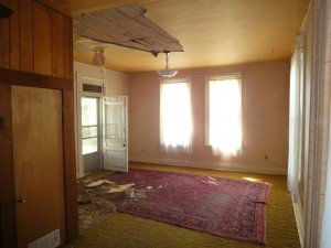 a home with a ceiling falling apart is a good example of  Seller Repairs Required When Selling Homes in Boulder Colorado