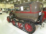 a half track vehicle ideal for a snowy day in Boulder Colorado