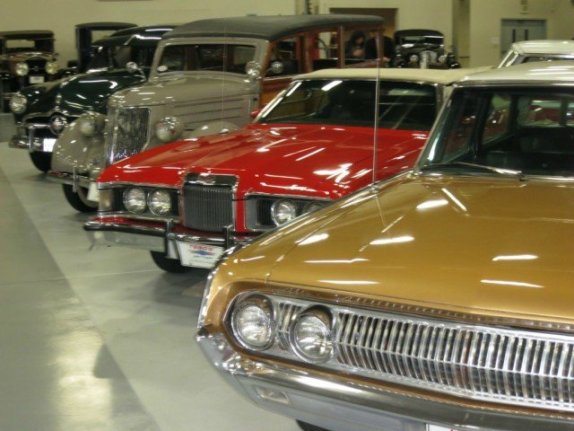 1960 and 70's cars