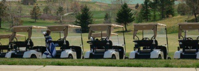 Omni golf carts