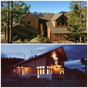 bas1s architecture pictures of two homes that followed ther rules for building in boulder