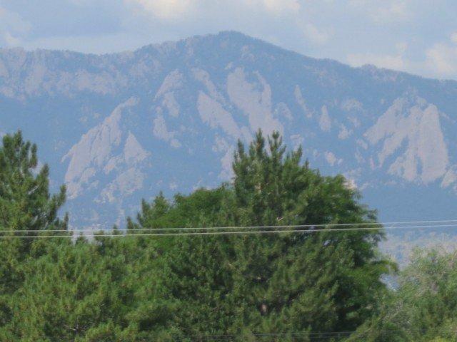 amazing mountain views boulder spanish hills