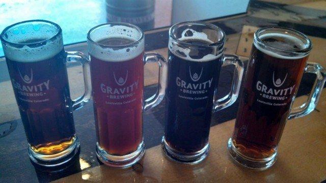 gravity beers