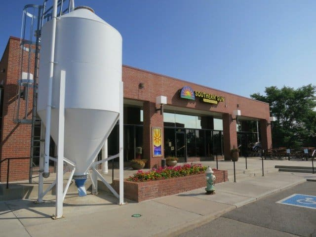 Southern Sun, Under The Sun and Mountain Sun; three awesome Boulder craft brewery locations to chose from.