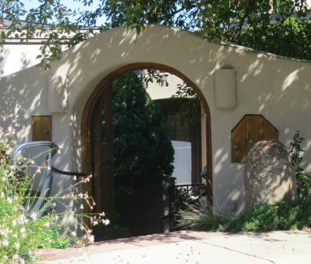 gate entry in chautauqua