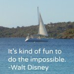 it is kind of fun to do the impossible by walt disney