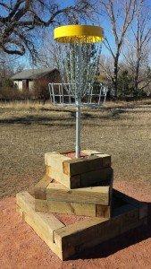 waneka lake disc golf hole