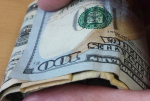 Sketchy Realtor Story cash