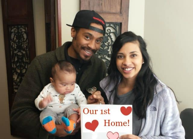 baby and jonathan and laura clients that followed my boulder first home buyer tips and just closed on their new house
