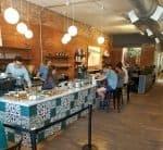 barista at boxcar and cure