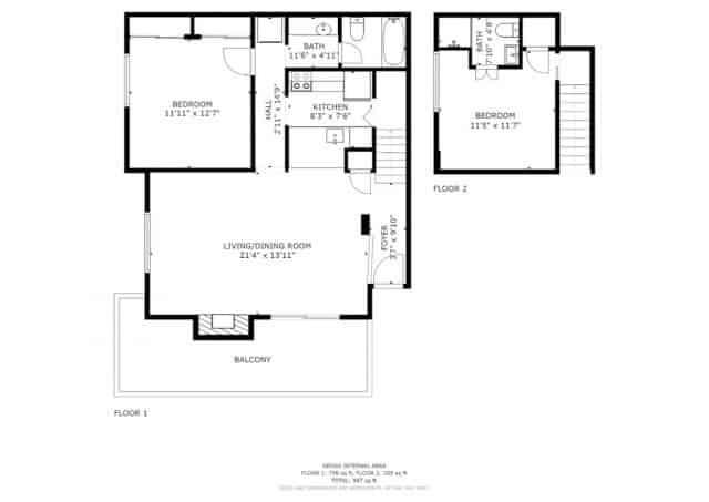 6640 E Mississippi floor plans