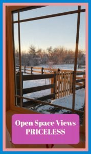 the view of boulder county open space from my home office window