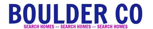 boulder in blue ink and search homes in pink with link to boulder home search page