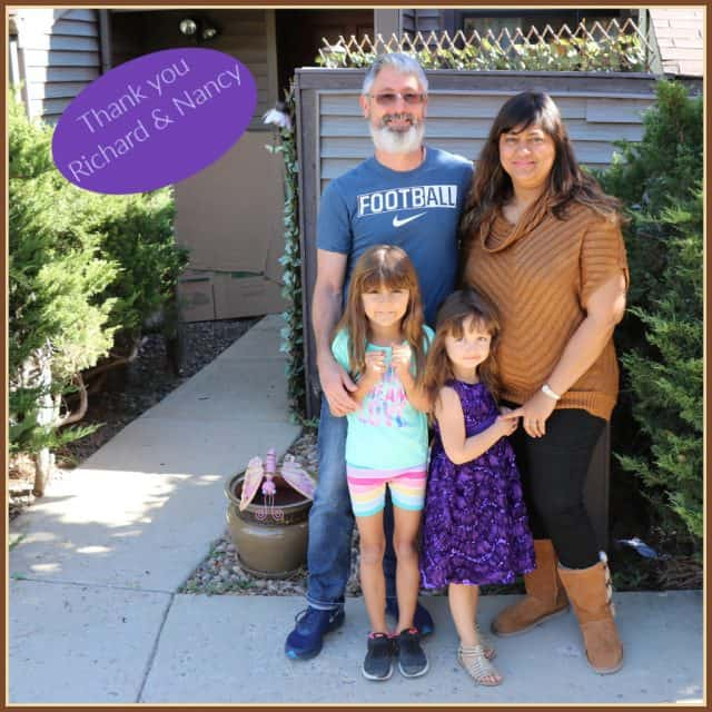 richard and nancy some of best real estate agent bob gordons clients are pictured plus their two daughters in front of a boulder town house