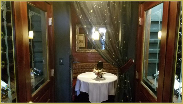 the vault room in the dickens tavern longmont co offers one of a kind intimate dining experience