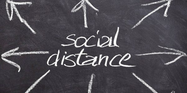 Essential Social Distancing Meets Real Estate