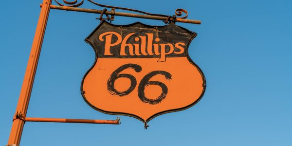 Phillips 66 Vacant Lot