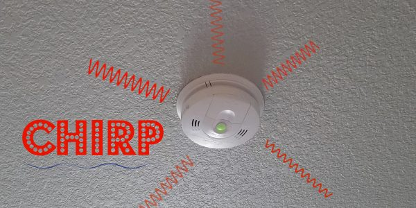 Replace Smoke Detector Batteries Annually