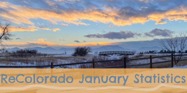 ReColorado January Statistics