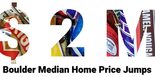March Boulder Median Home Price Jumps